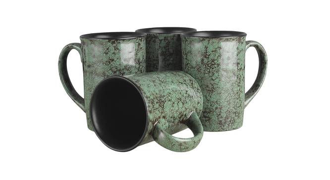 Karri Cups (Green) by Urban Ladder - Front View Design 1 - 383757