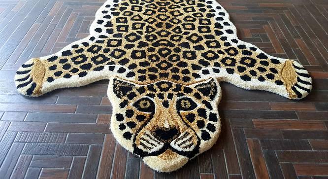 "Gigi Kids Carpet (90 x 150 cm  (35"" x 59"") Carpet Size) by Urban Ladder - Front View Design 1 - 384159"