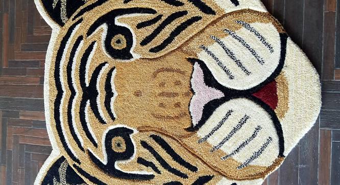 "Rikil Kids Carpet (90 x 150 cm  (35"" x 59"") Carpet Size) by Urban Ladder - Design 1 Full View - 384184"