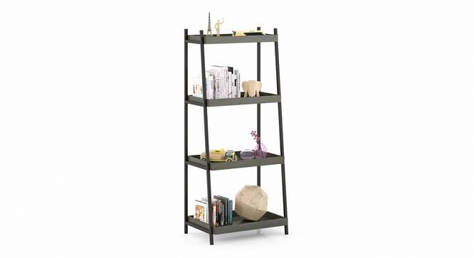 Karole Bookshelf (Dark Grey Finish) by Urban Ladder - Cross View Design 1 Details -