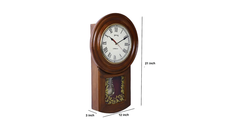 Aaliyah wall clock 6