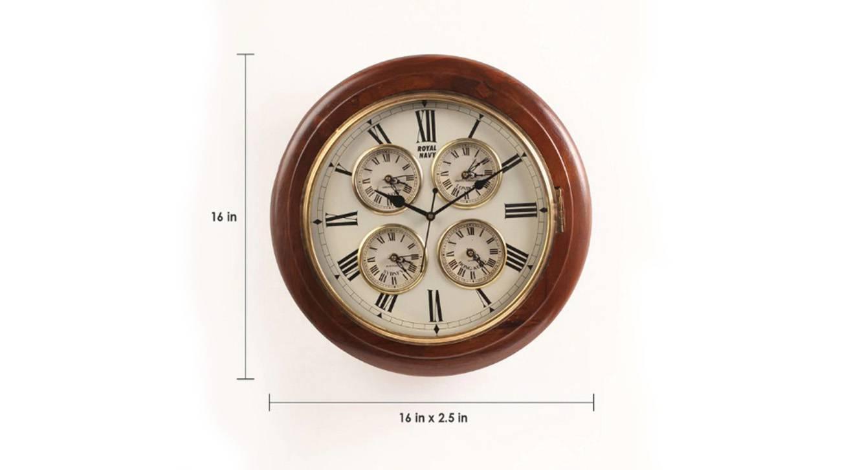 Eliana wall clock 6