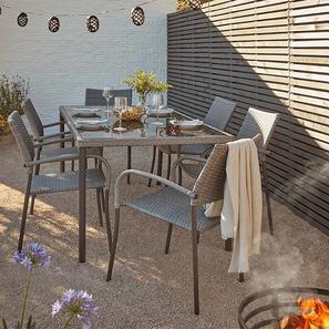 Daisy patio set grey lp