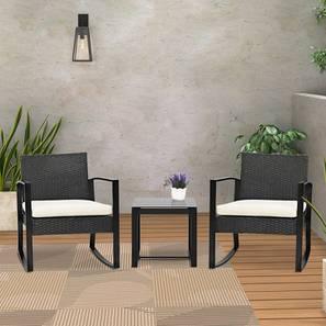 Colt patio set black lp