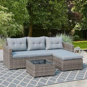 Lana patio set grey lp