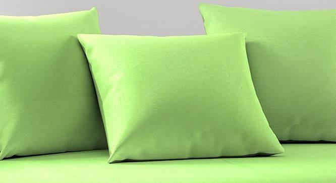 Davy Diwan Set (Green) by Urban Ladder - Cross View Design 1 - 385029