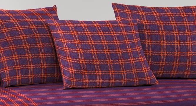 Rudd Diwan Set (Purple) by Urban Ladder - Cross View Design 1 - 385071