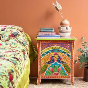 Elankana bedside table multicolour lp