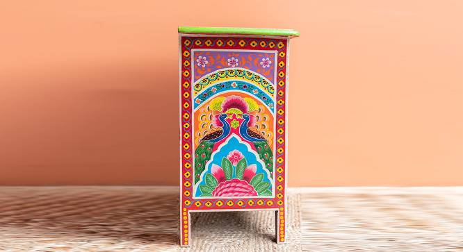 Elankana Bedside Table by Urban Ladder - Front View Design 1 - 385124