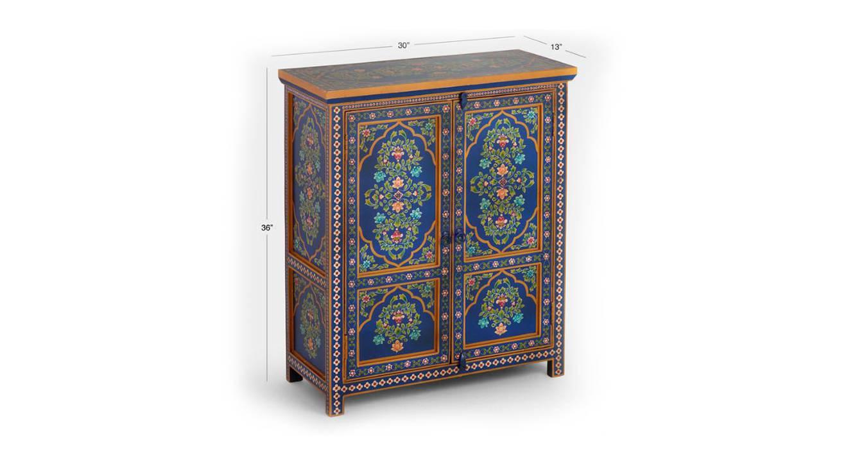 Chaaya display cabinet multicolour 6
