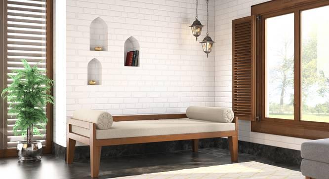 Malaga Day Bed (Amber Walnut Finish) by Urban Ladder - Full View Design 1 - 385432
