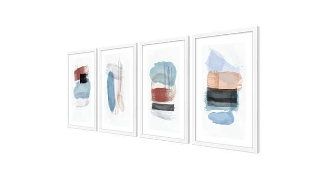 Edie Wall Art by Urban Ladder - Cross View Design 1 - 385563