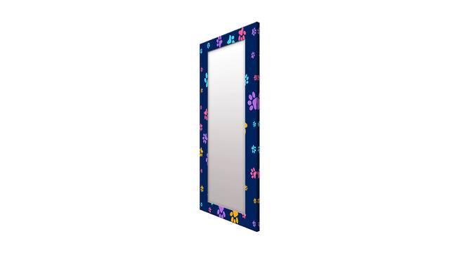 Cydnie Wall Mirror (Blue, Tall Configuration, Rectangle Mirror Shape) by Urban Ladder - Cross View Design 1 - 385606