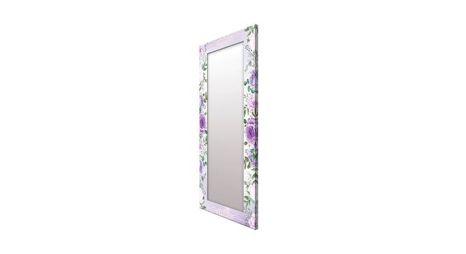 Kanesha Wall Mirror (White, Tall Configuration, Rectangle Mirror Shape) by Urban Ladder - Cross View Design 1 - 385778
