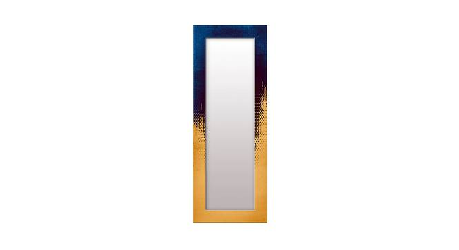 Lorree Wall Mirror (Yellow, Tall Configuration, Rectangle Mirror Shape) by Urban Ladder - Front View Design 1 - 385861