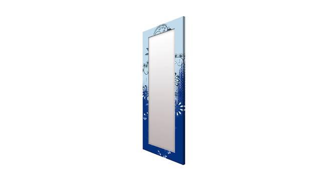 Lurline Wall Mirror (Blue, Tall Configuration, Rectangle Mirror Shape) by Urban Ladder - Cross View Design 1 - 385873