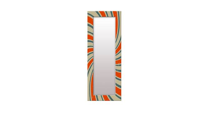 Ilianna Wall Mirror (Tall Configuration, Rectangle Mirror Shape) by Urban Ladder - Front View Design 1 - 386006