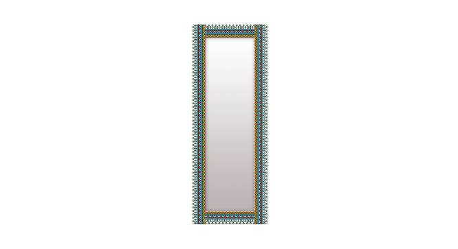 Arlow Wall Mirror (Tall Configuration, Rectangle Mirror Shape) by Urban Ladder - Front View Design 1 - 386007