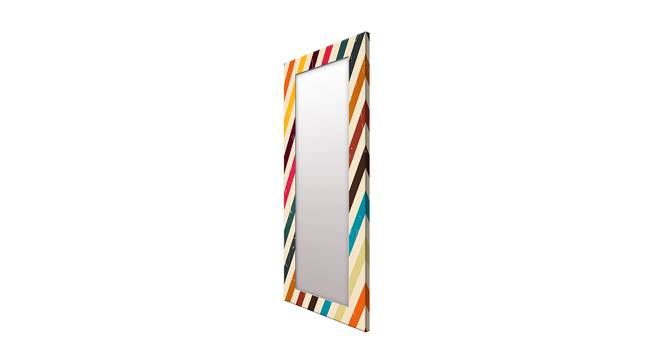 Cerese Wall Mirror (Tall Configuration, Rectangle Mirror Shape) by Urban Ladder - Cross View Design 1 - 386013