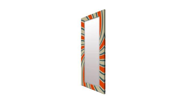 Ilianna Wall Mirror (Tall Configuration, Rectangle Mirror Shape) by Urban Ladder - Cross View Design 1 - 386015