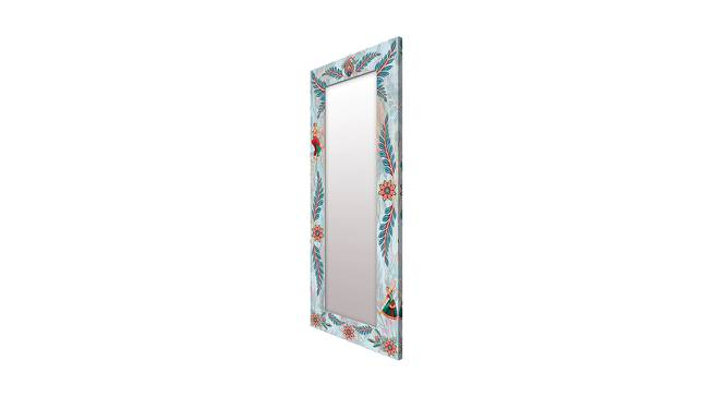 Shawni Wall Mirror (Tall Configuration, Rectangle Mirror Shape) by Urban Ladder - Cross View Design 1 - 386020
