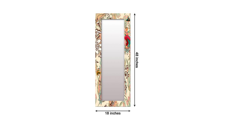 Floris wall mirror multi 6