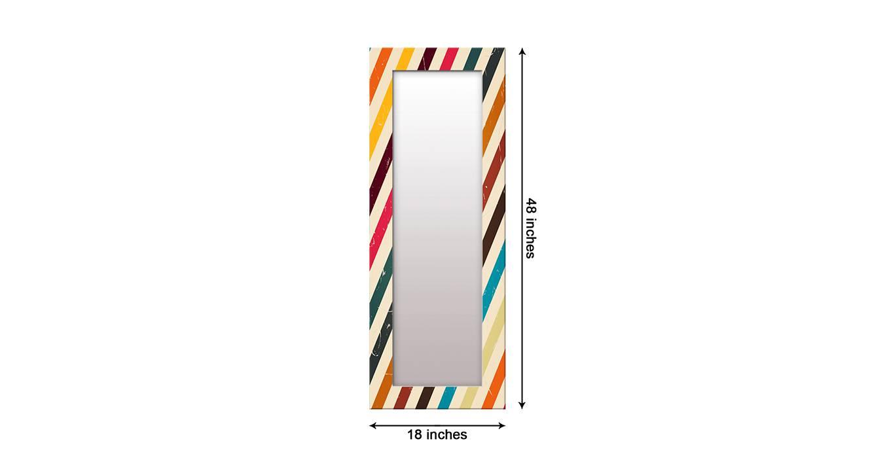 Cerese wall mirror multi 6