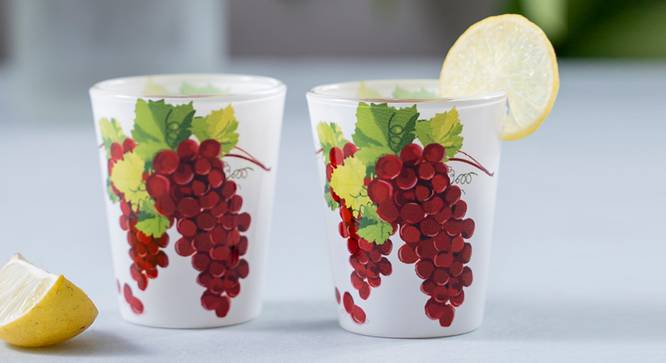 Ailesh Shot Glass (Set Of 2 Set) by Urban Ladder - Front View Design 1 - 386064
