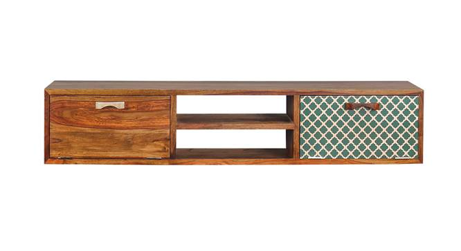 Catnip Home Collection (Satin Finish, Paintco Teak & Hand Painting) by Urban Ladder - Front View Design 1 - 386451