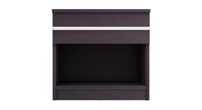 Neo Bedside Table (Imperial Teak) by Urban Ladder - Cross View Design 1 - 387393