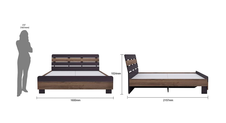 Rome bed queen 6