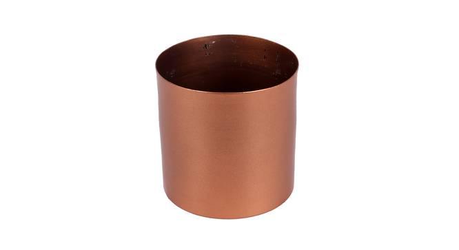 Faris Planter (Copper) by Urban Ladder - Cross View Design 1 - 387906