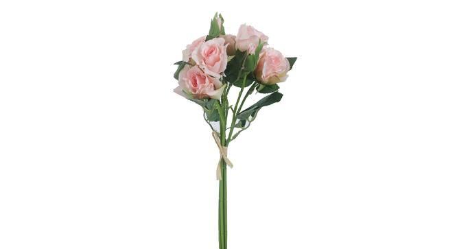 Allen Artificial Flower (Pink) by Urban Ladder - Design 1 Side View - 388878
