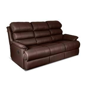 Emma recliner brown lp
