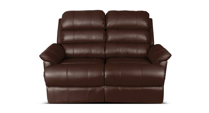 Charlotte Recliner (Brown) by Urban Ladder - Front View Design 1 - 391370