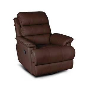 Oscar recliner brown lp