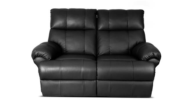 Nephele Recliner (Black) by Urban Ladder - Front View Design 1 - 391458