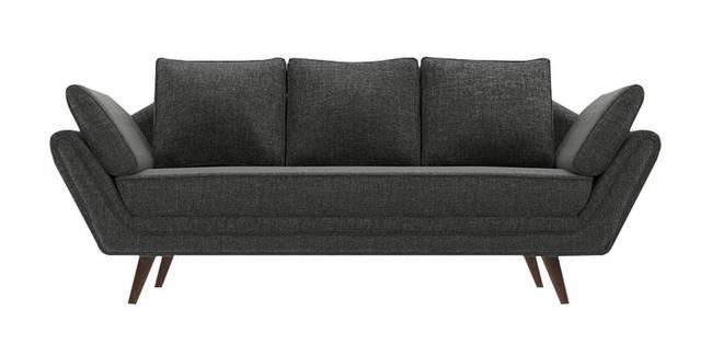 Beijing Fabric Sofa (Grey) (Grey, 3-seater Custom Set - Sofas, None Standard Set - Sofas, Fabric Sofa Material, Regular Sofa Size, Regular Sofa Type)