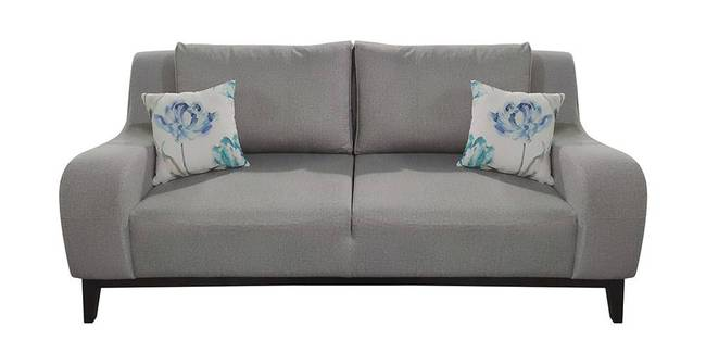 Galle Fabric Sofa Set - Grey (Grey, 3-seater Custom Set - Sofas, None Standard Set - Sofas, Fabric Sofa Material, Regular Sofa Size, Regular Sofa Type)