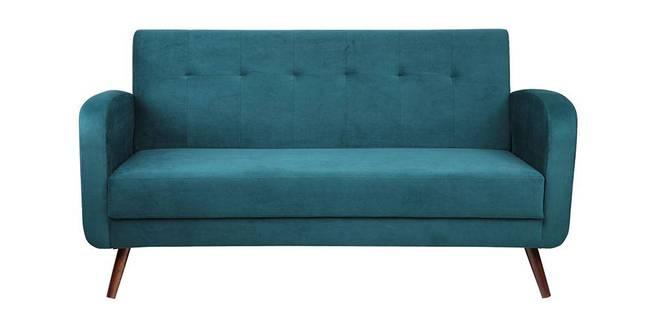 Swindon Tufted Back Fabric Sofa - Green (Green, None Custom Set - Sofas, 3-1-1 Set Standard Set - Sofas, Fabric Sofa Material, Regular Sofa Size, Regular Sofa Type)