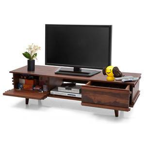 Parker TV Unit (Teak Finish) by Urban Ladder - - 4335