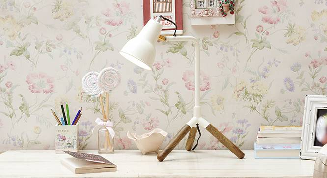 Crane Study Lamp by Urban Ladder