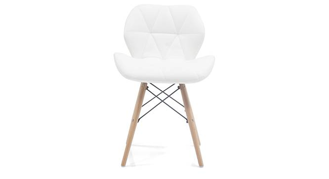 Ormond Accent Chair (White) by Urban Ladder