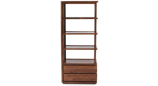 Vector Display Unit (Teak Finish) by Urban Ladder