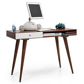 Roswell desk black teak finish 00 img 0301