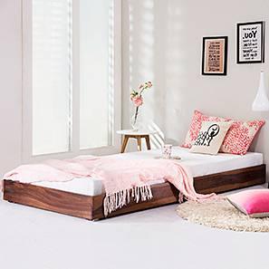 Merritt trundle bed teak 00 lp