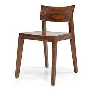 Gordon Chair (Teak Finish) by Urban Ladder