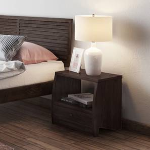 Siesta bedside table mahogany 00 lp