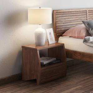 Siesta bedside table teak 00 replace lp