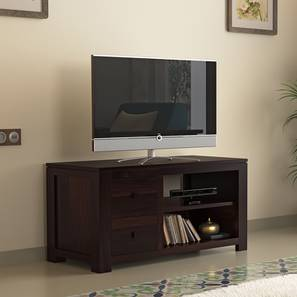 Striado tv unit mahogany lp